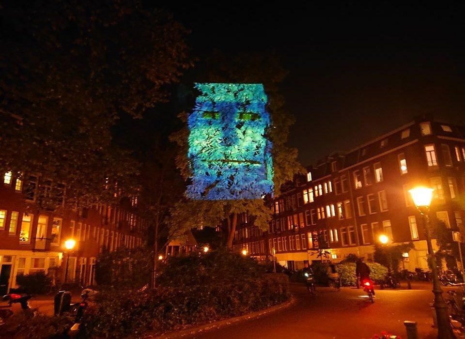 Buurt Kunst Licht Route