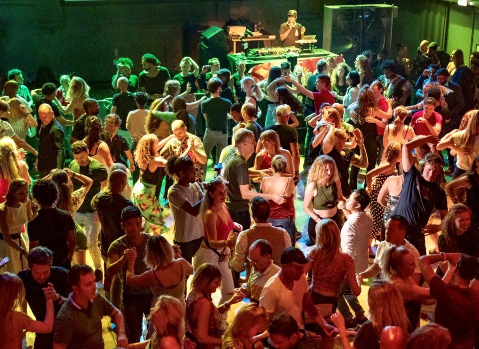 Summer Breeze Latin Night – The winter edition XXL