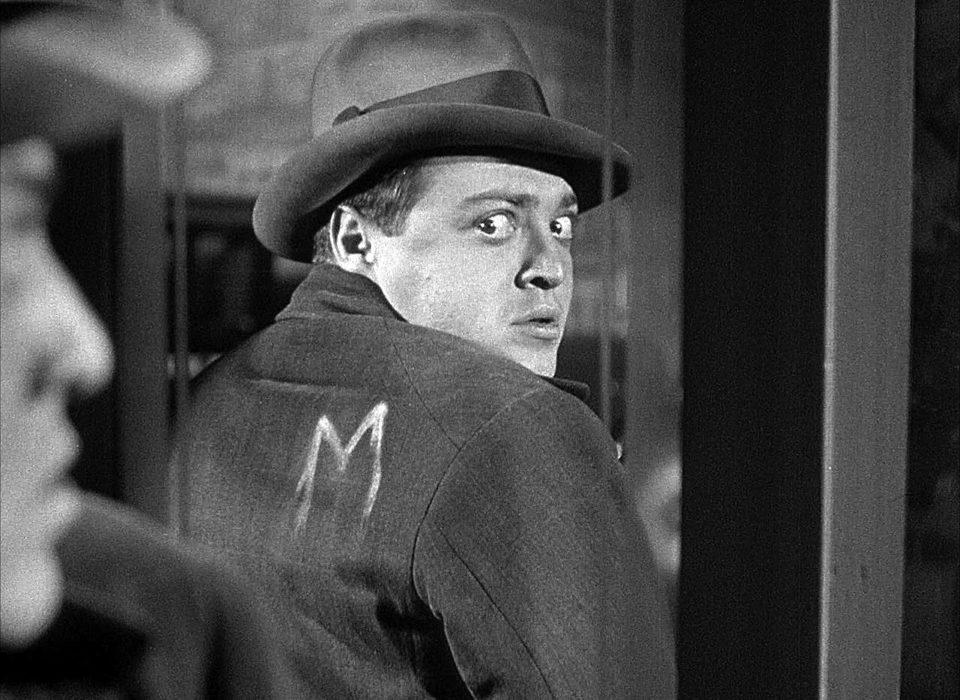 M – Fritz Lang