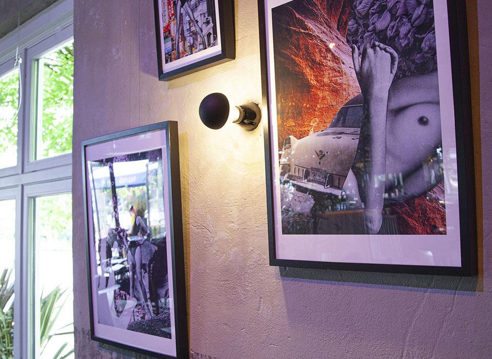 Pacific Art Gallery met Luccio Luccio