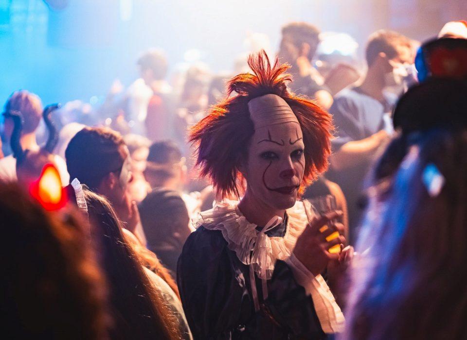 Amsterdam Halloween 2021