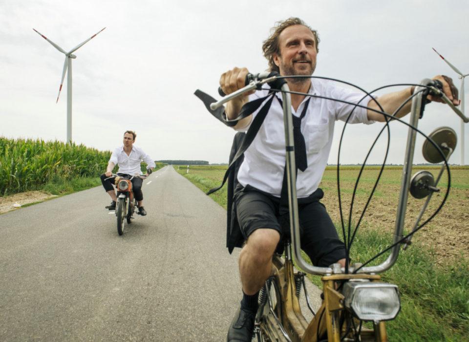 Deutsches Kino: 25 km/h