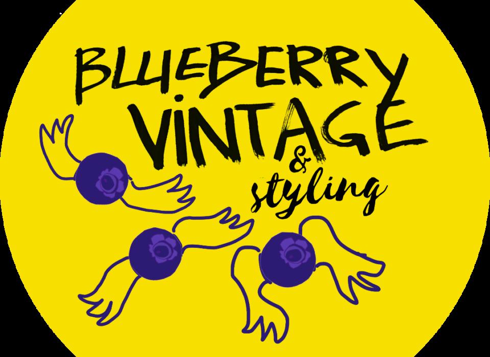 Blueberry Vintage