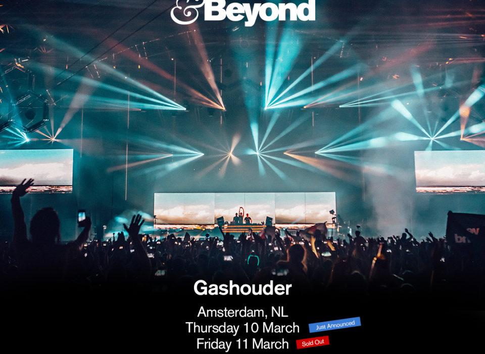 Above & Beyond – Tweede concert