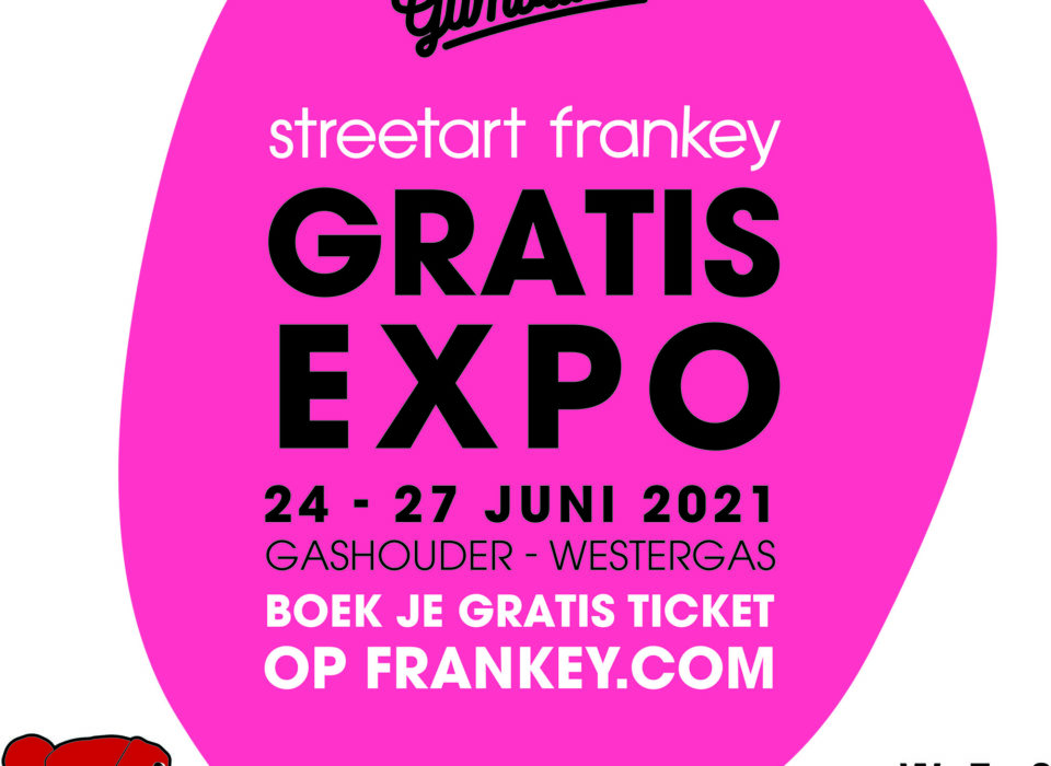 StreetArt Frankey
